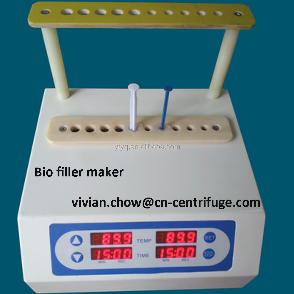 Bio filler maker prp gel instrument for View maker
