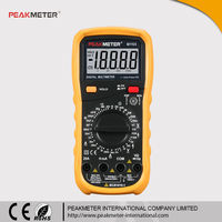 20000 Counts Digital Multimeter with Volt /Amp/ Resistance/Capacitance/Frequency Test MY65