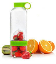 2015 promotional Disposable Plastic Water Bottle