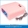 UV Gel Type UV Gel Nail Curing Lamp Light Dryer