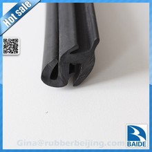 High performance rubber windshield gasket