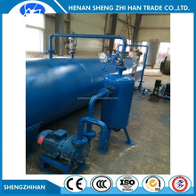 industrial autoclave for rubber