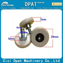 china online shopping small ball bearing wheel with high quality