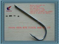 fishing hook high carbon steel BAOTA-8919 KIRBY SEA fishing hook