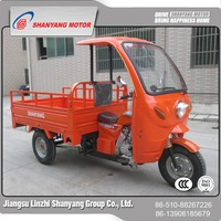 wholesale promotional product hot sale passenger tricycle with driver cabin