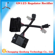 Wholesale Motorcycle Parts GN125 Motorcycle Voltage Regulator Rectifier