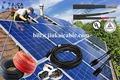xlpe isolado pvc revestidas cabo solar