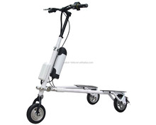 three wheel self banlance electric scooter/3 wheel adults and children electric scooter