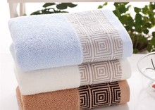 ST-1003-14,Customer Design Woven Multi Color Hand Face Hotel Cotton Towels