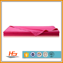 high quality twin size Solid color flat sheets for retailer