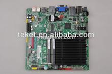 Intel DN2800MT Computer Motherboard GbE Lan Computer Motherboard n2800 MINI ITX Motherboard
