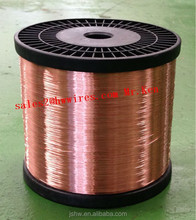 Annealed bare electrical wire cooper clad aluminium(CCA wire)