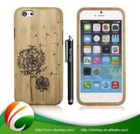 Best Quality Custom Made Wooden Case For Iphone 5