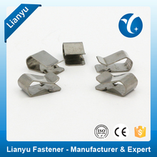 Spring Steel Clips for Auto China Fastener Clips Manufacturer ISO