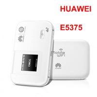 DHL free Huawei E5375 Unlock 4G Lte WIFI Router hotspot Huawei E5375