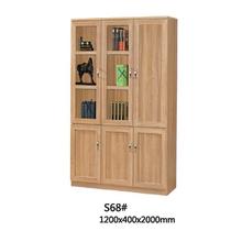 S68 1.2m Classic design office wooden file cabinet, design wooden book rack