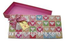 2012 GYY Paper necktie box