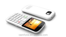 2.0 inch MTK6260 senior cellular mobile phone with big button & loud speaker
