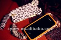 Plush Mobile phone protective cases for samsung galaxy w