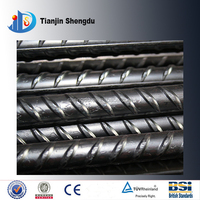 Steel Rebar, Deformed Steel Bar, Iron Rods For Construction Concrete