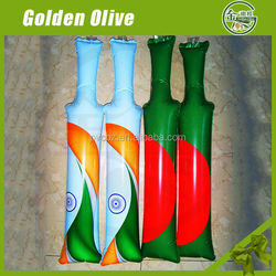 inflatable cheering stick, thunder stick