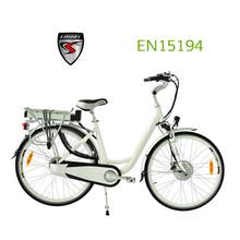 Nouveau Design électrique véhicule 2 roues équilibrage vélo électrique avec invisible akku batterie