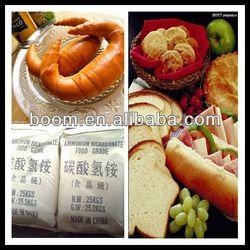 china manufactory of ammonium bicarbonate food grade