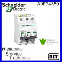 A9F74350 Acti9 iC60NC Schneider Merlin Gerin electrical mccb Acti9 iC60NC 3P 50Amp Circuit breaker