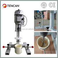 Small Lab stir mill machine for pigment paint and coating