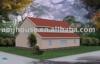 AU standard Prefabricated House,light steel housing