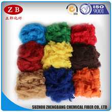 polyester synthetic fiber for spinning
