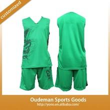 New Popular mens sportswear YNBW-09 custom athletic basketball jerseys wear uniform design