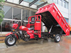 3 wheel cargo tricycle new Cheap three wheel motorcycle with Dumper China Famous brand Dayang Trike hot selling