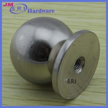 2015 New design aluminum ball shape cabinet door knobs