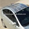Semi flexible solar panel bendable solar panel 100w