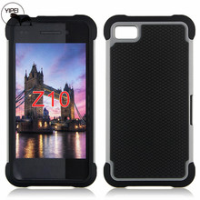 For Blackberry Z10 TPU Case with 3 IN 1 Phone Accessories
