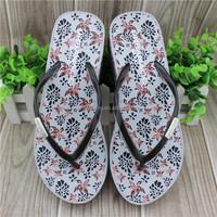 Fancy Medium Heel Chappal Slippers