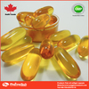 GMP OEM certificate Fish Oil Soft gel in bulk