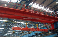 Low Level Slewing bridge Crane 10 + 10 tons with Carrier Beam
