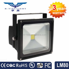 HOT SALE CE and Rohs approval outdoor led flood light IP65 50W LED flood light