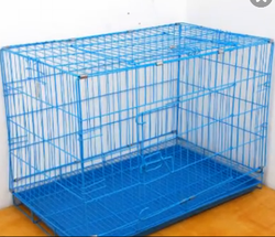 wholeseller iron wire dog cage/ dog cage / wire mesh dog cage large cages fo pets