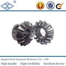 JIS Standard SB4-3020 M4 standard machining metal professional helical small differential spiral steering bevel gear