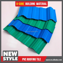commercial planting tile pvc factory