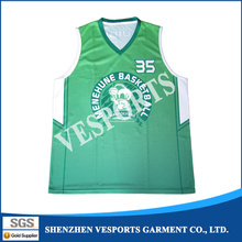Cheap Custom Made youth basketball jerseys Digital Print dry fit 100% polyester basketball jerseys for men