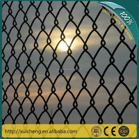 9 Gauge Chain Link Fence Panels for Sale (Factory)