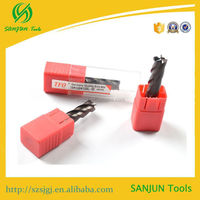 Cutting tools,Hot Sales New Brands Carbid CNC Milling Cutter with Straight Shank