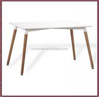 MDF wood leg table furniture