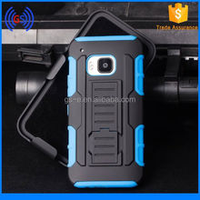 Shockproof PC+Silicone Belt Clip Holster heavy duty case for Samsung Galaxy S4 Active / i9295/ i537