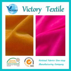 100% Polyester Fabric Super Microfiber Velboa