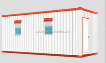 container house interior design/ export prefab house